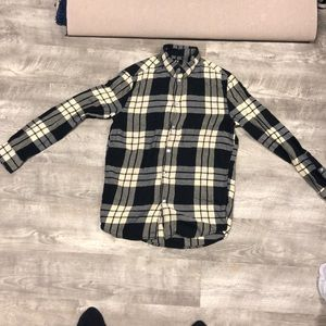 H&M Button Up Flannel